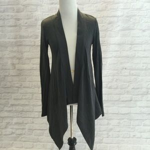 Banana Republic Sweaters - Wool blend drape cardigan