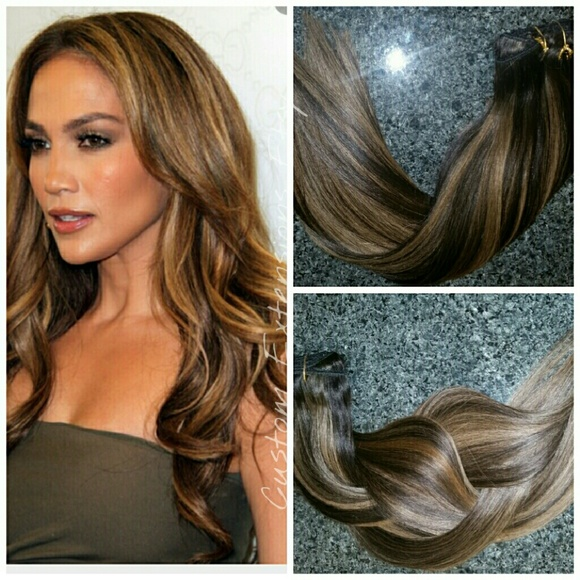 Balayage Hair Extension Co Accessories Balayage Hair Extensions