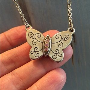 Brighton 💥sale💥authentic Brighton Butterfly Necklace