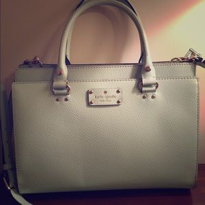 Kate Spade Wellesley Durham Bag Purse New