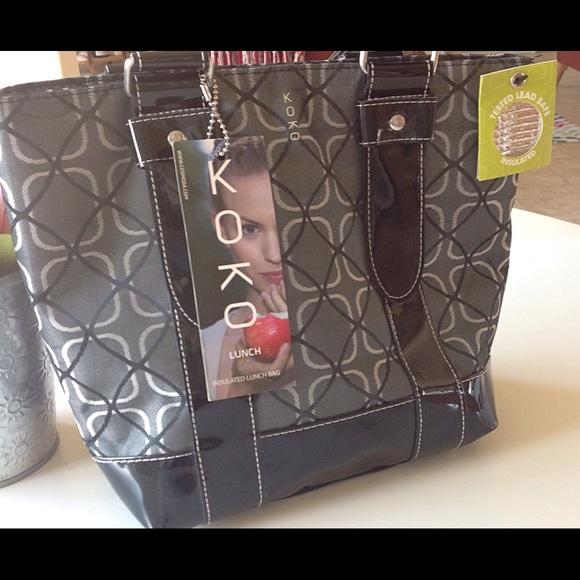 7c1bc292c Koko Bags | Kook Savannah Insulated Lunch Bag Nwt | Poshmark