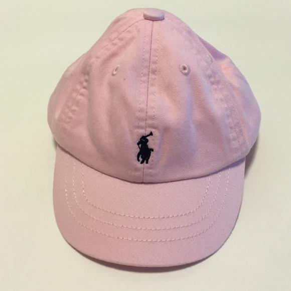 3e37e4d5400dc Ralph Lauren Other | Pink Baseball Cap Baby | Poshmark