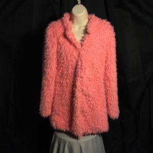 ⚡️sale!⚡️Bubble gum pink fun jacket!