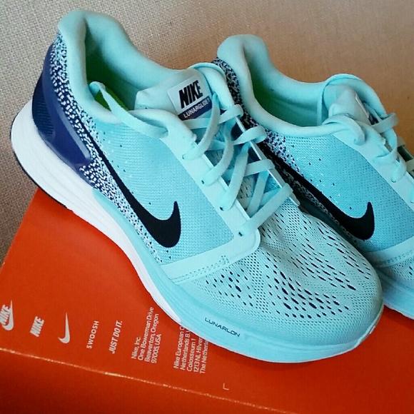 super popular b6c16 83b34 New Nike lunarglide 7 YOUTH 6.5