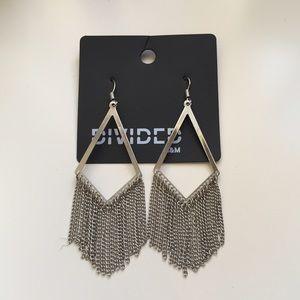 H&M dangle earrings