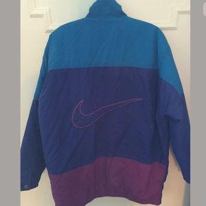 Nike Jackets   Coats - Vintage Nike Women s Old School Jacket ... 776dc6cd8