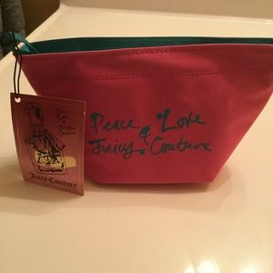 Juicy Couture Bags - 💋💄 Juicy Couture Makeup Bag 💄💋