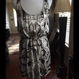 Cynthia Vincent Dresses & Skirts - Twelfth Street By Cynthia Vincent Silk Dress