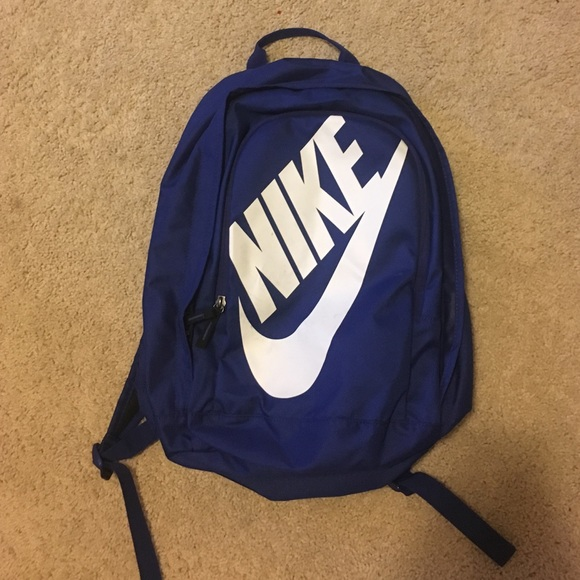 bf4a881d2437 New Nike Futura Hayward laptop backpack Royal Blue.  M 56aff011c7dcbf60c501f821