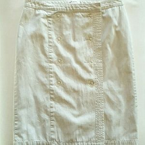Isaac Mizrahi Dresses & Skirts - ISAAC MIZRAHI | Buttoned Skirt