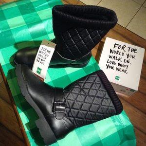 Cougar Black Desire Waterproof Boots
