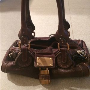 chloe designer bag - Chloe Paddington Handbags on Poshmark