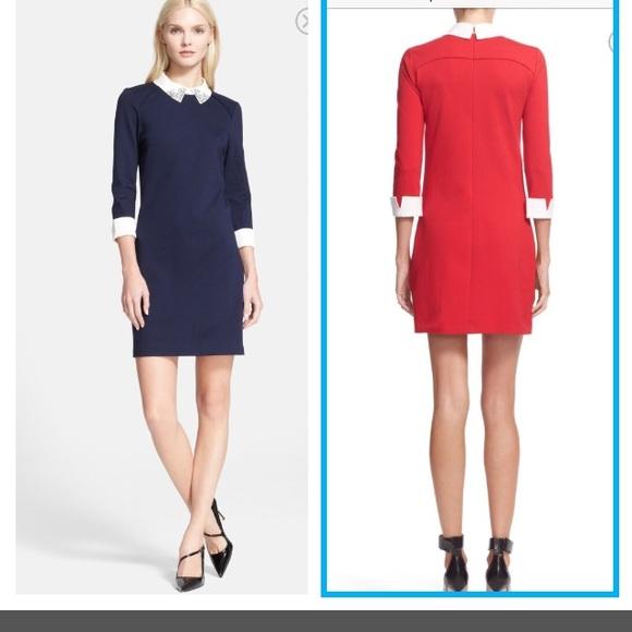 b9f560ee2 Dresses   Skirts - New Ted Baker Eelah embellished collar dress 0