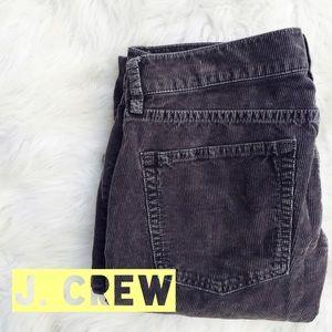 J. Crew Pants - • J. Crew • City Fit Corduroy Pants