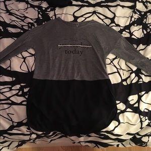 Long sleeve Zara Top
