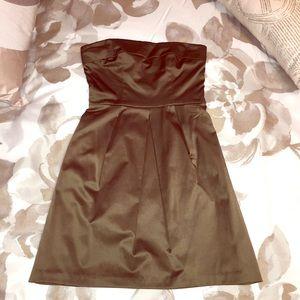 Jump Girl Dresses & Skirts - Olive Bridesmaid Dress | sz 2