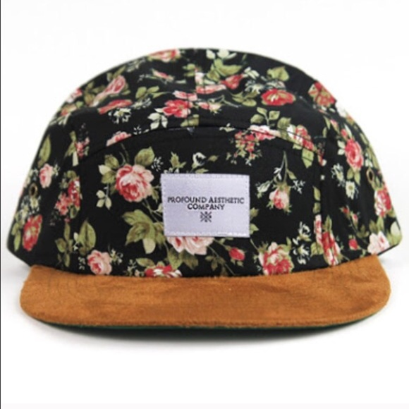 Accessories - Profound Aesthetic Company Floral Hat 944171cbd1cd