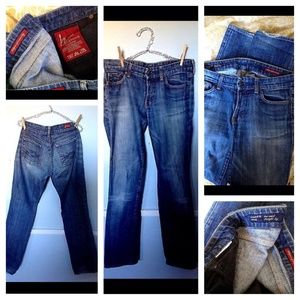 Citizens of Humanity Bridgitte Straight Leg Jeans