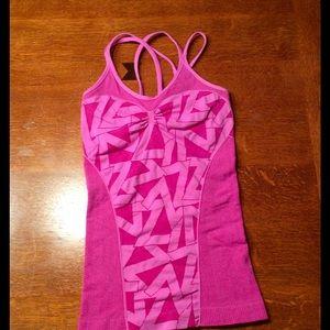Zella women's workout tank.