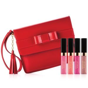 Elizabeth Arden Other - Elizabeth Arden Lipgloss Set in pouch