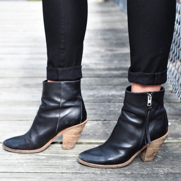outlet nicekicks AllSaints Leather Ankle Boots free shipping 100% original shopping online free shipping sbwaS