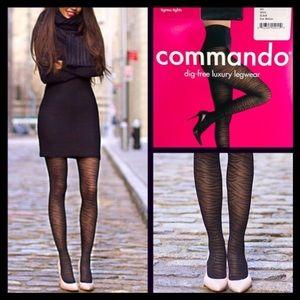Commando Accessories - ❗1-HOUR SALE❗Commando Black Tigress Tights