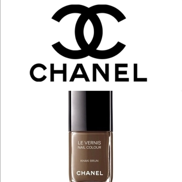 CHANEL Makeup | Khaki Brun Nail Polish Limited Edition | Poshmark