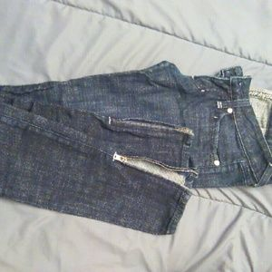 Will be donated fri Bebe jeans 26