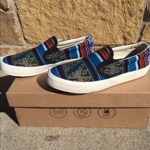 Inkkas Shoes - Inkkas bluebird slip on shoes