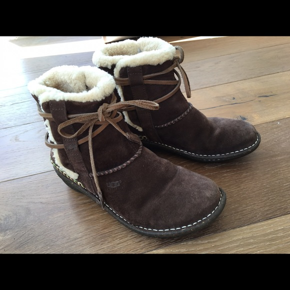 c505d43acdf New Authentic Chocolate Brown Ugg Boots | MIT Hillel