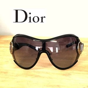 Dior oversized sunglasses