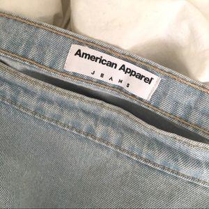 American Apparel Circle Skirt - Medium