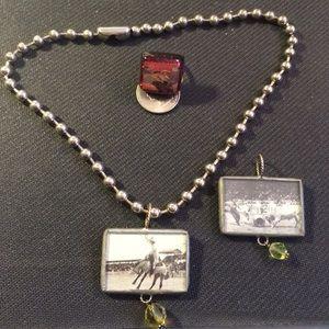 Jewelry - Rodeo Jewelry Set