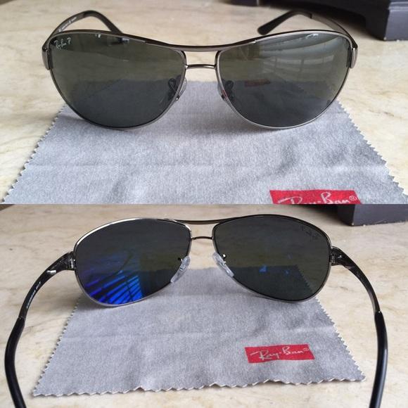 737fc309c644a Ray Ban Warrior 3342 Sunglasses. M 56b1141d291a35b6cb00782a