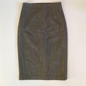 Robert Rodriguez Dresses & Skirts - LIKE NEW Robert Rodriguez wool blend tweed skirt.
