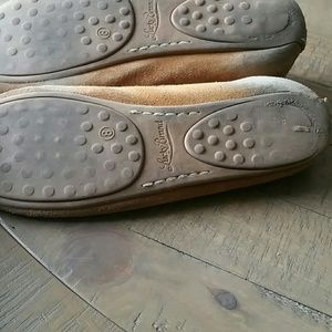 Lucky Brand Shoes - Lucky size 8 slip on suede moccasin