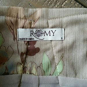 Romy Skirts - JUST Reduced Romy lined skirt Small