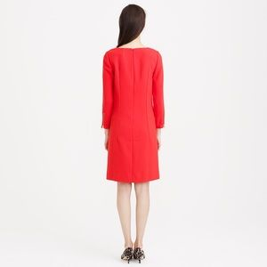 J. Crew Dresses - J Crew Double Zip Shift Dress