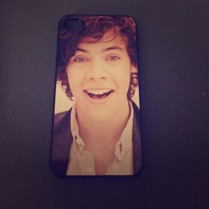 Accessories - Harry Styles IPhone 4/4S Case