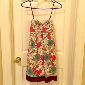 Dresses & Skirts - Adorable floral dress, worn twice.