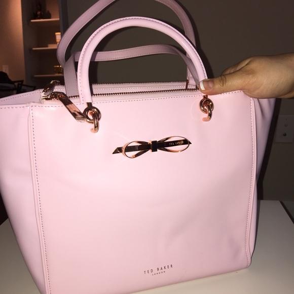 Ted Baker Bags Light Pink Handbag Poshmark