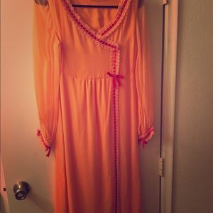 Other - Vintage handmade robe/dressing gown