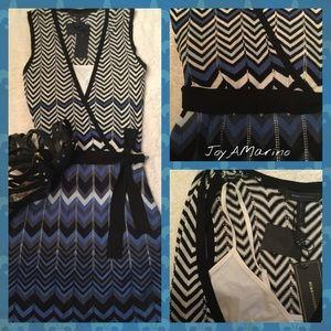 BCBGMaxAzria Dresses & Skirts - BCBG Chevron Dress