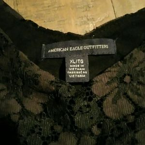 American Eagle Outfitters Tops - American Eagle  lace top