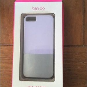 ❤️ ban.do color block iPhone case 5/5s ❤️