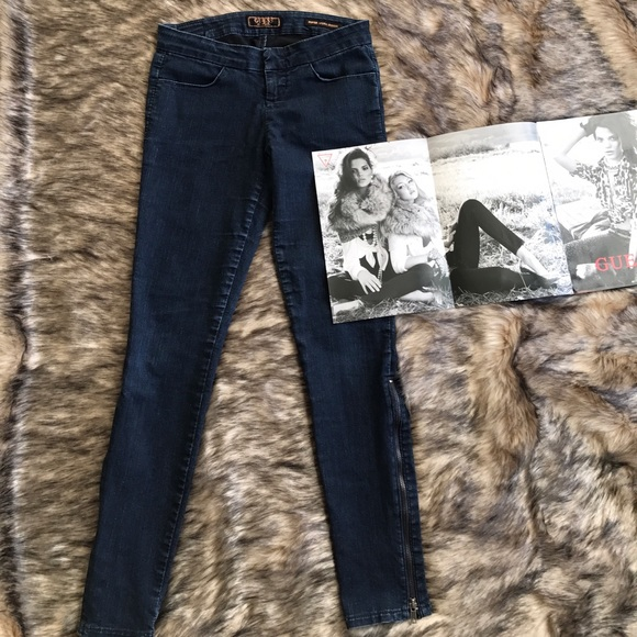 Guess Denim - GUESS Los Angeles Power-Ultra Skinny Jeans 6eb6c8e085