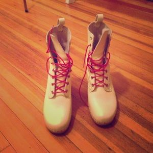 Swedish Hasbeens Shoes - Swedish hasbeens grandma shoes size 37