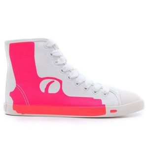 Be & D Shoes - NEW! Maison Dumain by Be&D Pistol High Top Sneaker