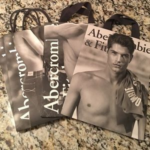 Abercrombie & Fitch Handbags - Set of 4 bags