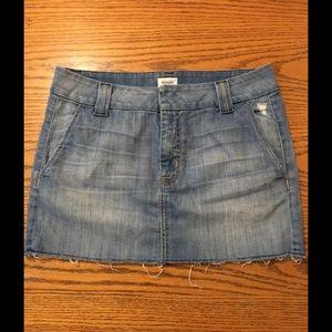 Hudson Jeans Dresses & Skirts - Hudson Denim Skirt